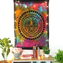 Wall Hanging Poster Tapestry Dorm Decor Tapestries Hamsa Hand Living Home Decor