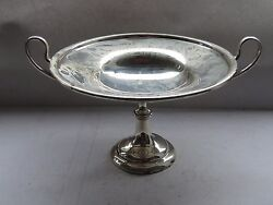 Sweet Dish Sterling Silver , Birmingham 1904, Antique Cute Item, Marked Antique