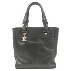 Puridrititz Tote Pm Bag Black A34208 Card Included Brand Secondhan _29610