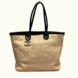 On The Road Tote A92211 Pink Black Silver Fittings Women 's Bag _32171