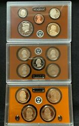 2012 S Us Mint Proof Set Ogp And Coa 14 Coin Set Very Nice With Deep Cameo Coins