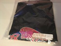 Indian Motorcycle Mens T-shirt Gilroy, Ca 2003 Sealed In Orig Bag Large