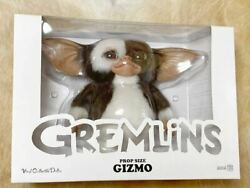 Gremlins 1/1 Prop Size Medicom Toy Vinyl Collectible Dolls Gizmo Vcd First Sale