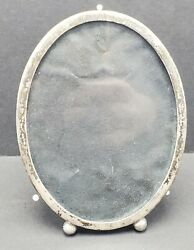 Vintage 4 1/2 X 3 1/2 Picture Frame Marked Raimond Sterling