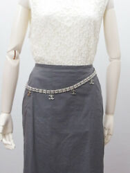 Swing Coco Mark Chain Belt No On-charge Fees Secondhand 20210709 _35975