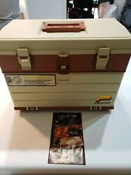 Vintage Plano 757 Tackle Box, Never Used