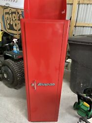 Snap On Kra5012 Tool Box Side Hanging 4 Drawer Locker 51andrdquo Tall With Topper