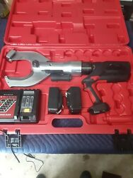 Exhaust Pipe Cutter. Battery Operated.