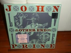 John Prine - At The Other End December 1975 Lp Box Set 2021 Rsd Numbered