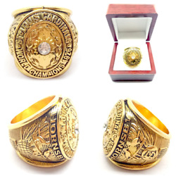 1926 St. Louis Cardinals World Series Championship Ring Hornsby Size 8-13 Mens