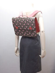 Gg Backpack Flower Children No On-charge Fees Secondhand 20 _38904
