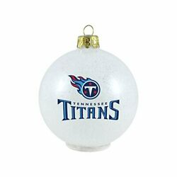 Nfl Led Color Changing Ball Ornament