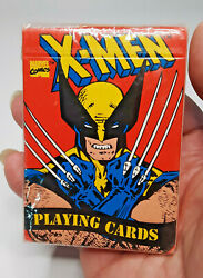 Marvel Comics X-men Playing Cards Sealed Pack