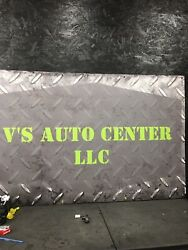 2013 Acura Tsx Rear Trunk Lid View Back Up Camera Parking Aid Oem