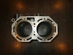 Tigershark 770 Cylinder W/ Pistons And Base Gasket Fresh Bore .5mm Over No Core