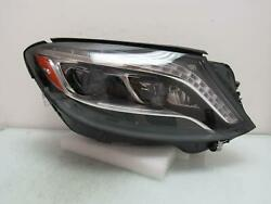 Mercedes S Class W222 Headlight Led With Night Vision 2228208461 Oem 2014 2015