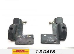 21998160 + 21998176 Support Brackets For Doors Opening Lower Set 2pcs Volvo