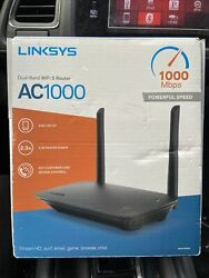 Linksys E5350 1000mbps Wireless Router Roulnk910 Open Box