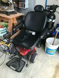 Power Wheelchair Jazzy Elite Hd Used 2 Times Excellent Condition
