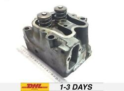 Man 51031006193 Cylinder Head For Engine Type E2876 E2866 Coach Bus Part