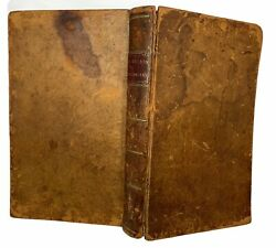 Antique 1788 Introduction To Natural Philosophy William Nicholson Vol Ii Book