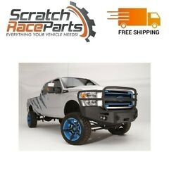Fab Fours Fits Ford F-250/350 Super Duty 11-16 Premium Winch Full Guard Bumpers