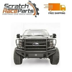 Fab Fours Elite Front Ranch Bumpers Fs17-q4162-1 Fits 17-18 Ford F-250/350 Sd