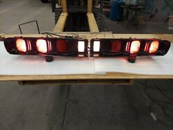 Mopar B Body 1971 72 Dodge Charger R/t Rally Taillights