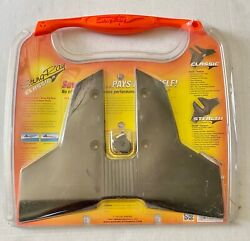 Stingray Classic Hydrofoil Stabilizer Fin Jr Whale Tail O/b Black Up To 40hp
