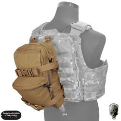 Tmc Tactical Molle Hydration Pouch Water Bottle Carrier Mini Cordura Paintball