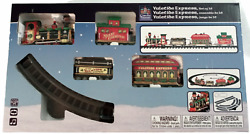 2012 Lemax Carole Towne Express Toy Train Set Model 24472 Christmas Collectible