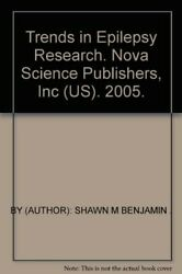 Trends In Epilepsy Research. Nova Science Publishers Inc Us. 2005. New Book