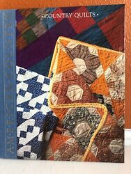 American Country Country Quilts Time Life Books