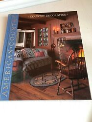 American Country Country Decorating Time Life Books