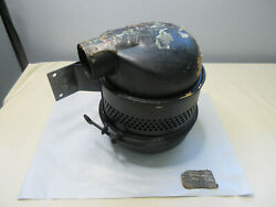 Gpw Willys Mb Military Jeep Donaldson Oil Bath Air Cleaner Nos