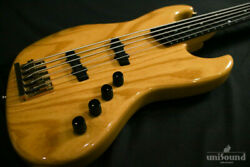 Moon Jj-5 Used Electric Bass