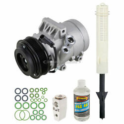 Ac Compressor W/ A/c Repair Kit For Ford Fusion And Mercury Milan