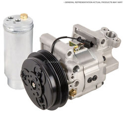 Ac Compressor And A/c Drier For Lexus Gs450h And Toyota Camry Highlander