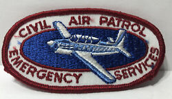 Usaf Civil Air Patrol Emergency Services Patch And Uniform Service Insignia