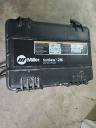 Miller Electric Suitcase 12 Rc Portable Wire Feeder 24v Not Working