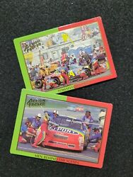 Action Packed 1993 1994 Racing Cards Lot