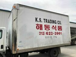 01 Mitsubishi Fuso Used 16and039 American Dry Van Enclosed Box Bed W Roll Down Door
