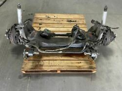 Used 91 Xjs V12 Front Suspension Drop Out Complete Shipped 29240
