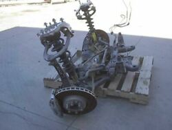 07 Cadillac Cts-v Complete Front Suspension Crossmember Knuckle Hubs Breaks Arms
