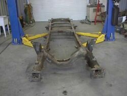 Bare Frame 156 Wb Fits 05-07 Ford 4x4 F250sd Pickup 24279