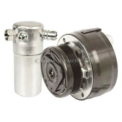 Oem Ac Compressor W/ A/c Drier For Chevy S10 And Gmc Sonoma 1992 1993