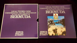 1984 Bermuda Commemorating The 375th Anniversary Of The Settlement 11 Coins Set