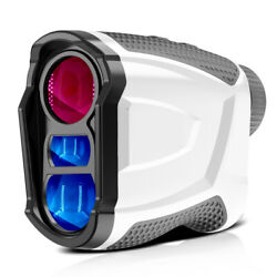 Golf Rangefinder W/ Slope Compensation Technology 6x Magnificationand Rechargeable