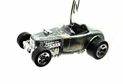 Christmas Ornament For 1932 Ford Roadster Bare Metal