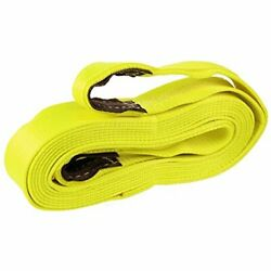 Us Cargo Control 3 Inch X 20 Foot Tow/recovery Strap